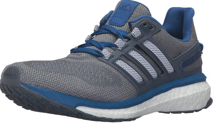 5) Adidas Performance Men's Energy Boost 3M