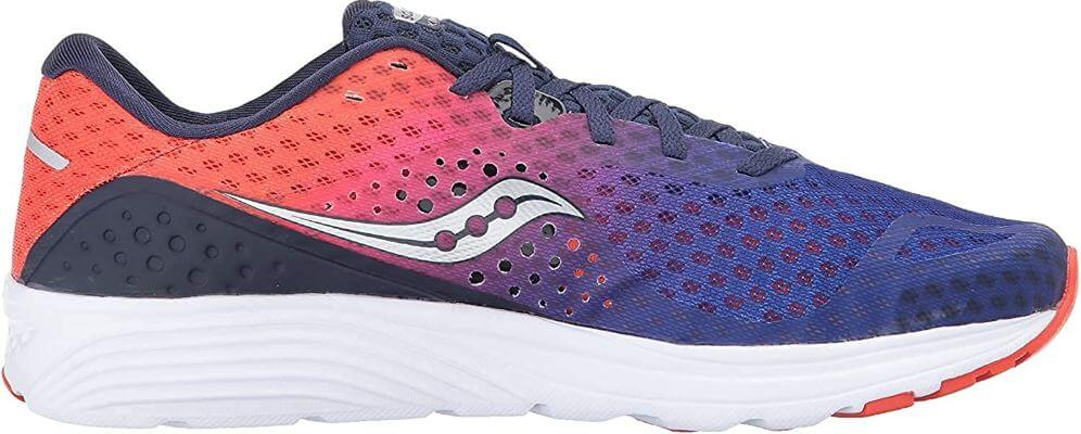 5) Saucony Men's Kinvara 8 Running Shoe