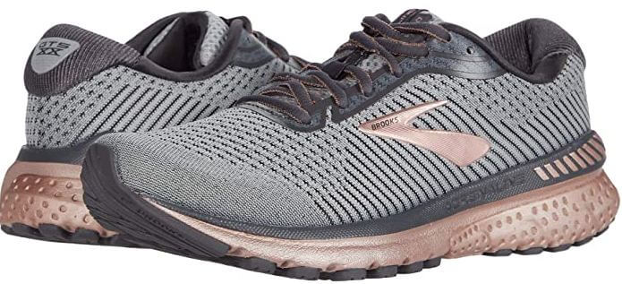 7) Brooks Women's Adrenaline GTS 20 Running Shoes