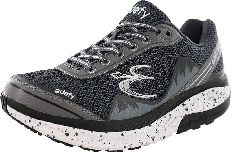 9) Gravity Defyer Proven Pain Relief Women's G-Defy Mighty Walk