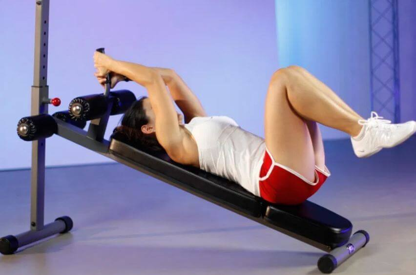best sit up bench