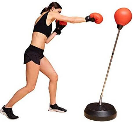 protocol punching bag