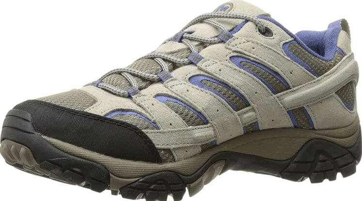 14) Merrell Women's Moab 2 Vent Hiking Shoe