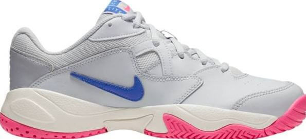 2) Nike Women's Tennis Court Lite 2