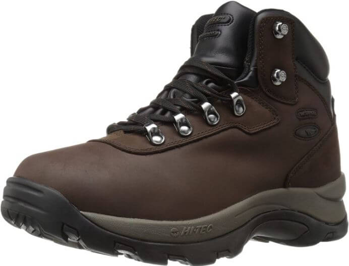 5) Hi-Tec Men's Altitude IV Waterproof Hiking Boot