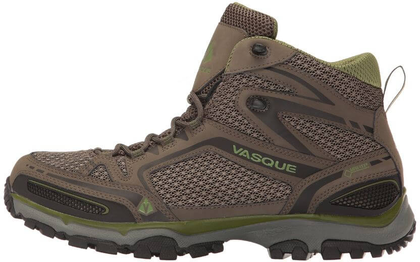 6) Vasque Men's Inhaler II Gore-Tex Hiking Boot
