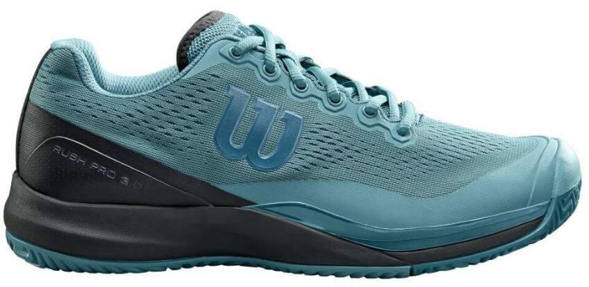 6) Wilson RUSH PRO 3.0 Tennis Shoes Women