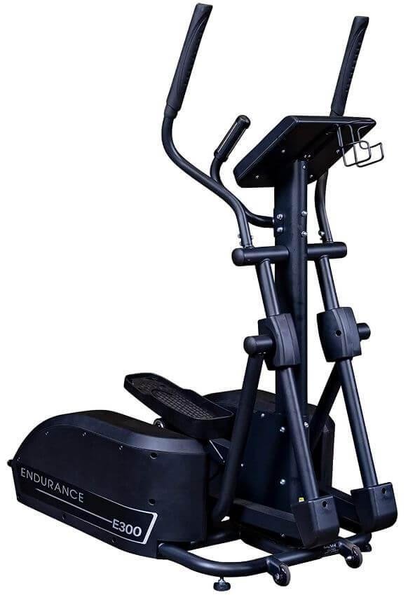 10) Body-Solid E300 Endurance Elliptical