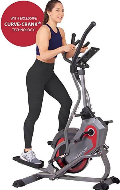 7) Body Power Step Trac Elliptical