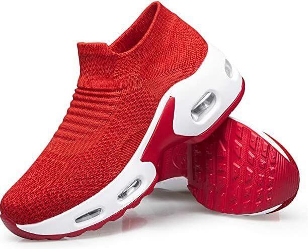 1) YAHOON Women's Walking Shoe