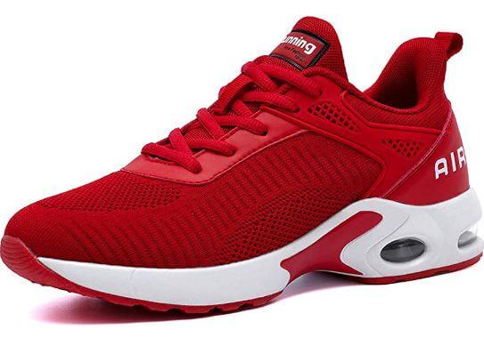 2) Women Air Athletic Walking Shoe