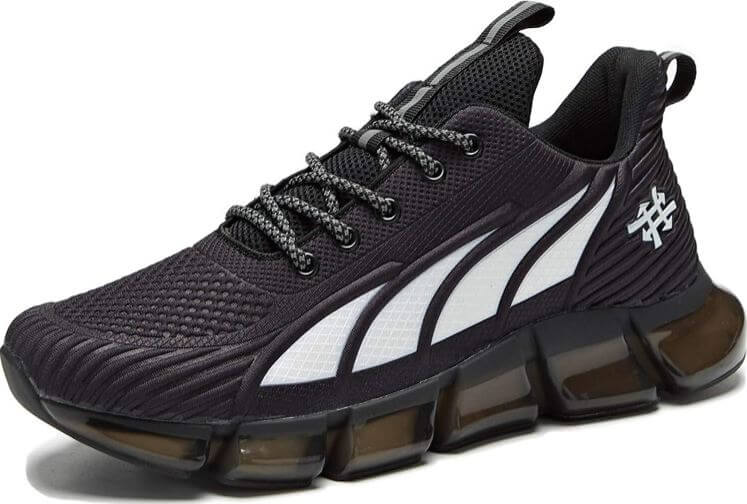 6) Phefee Athletic Walking Shoes For Men
