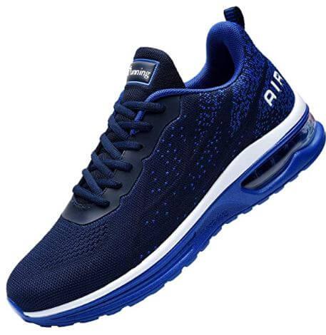 7) JARLIF Men's Comfort Walking Shoe