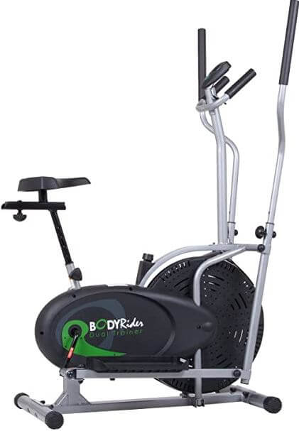 10) Body Rider Elliptical Trainer