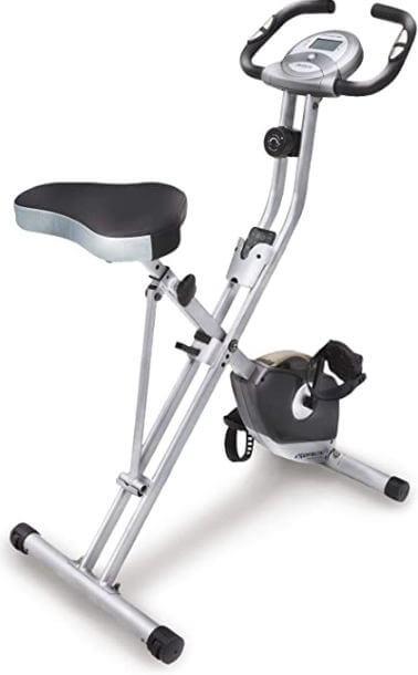 3) Exerpeutic Folding Exercise Bike