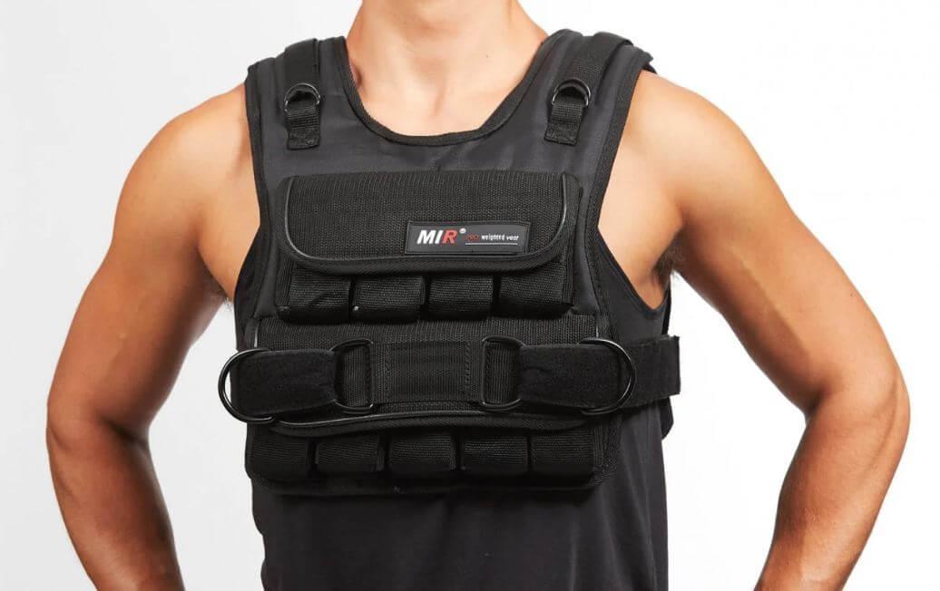 4) MiR Short Weighted Vest