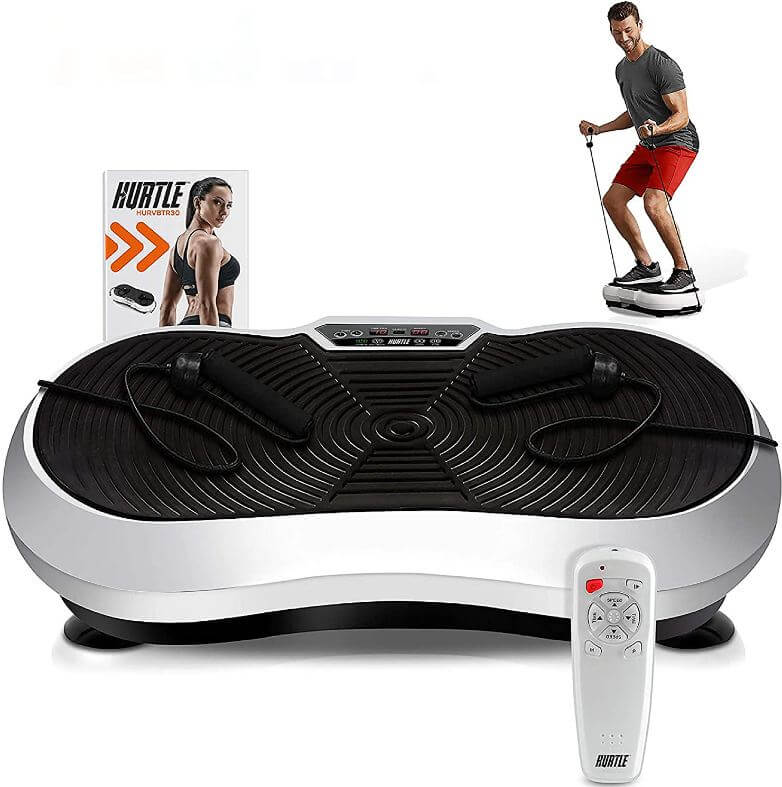 6) Hurtle Fitness Workout Machine