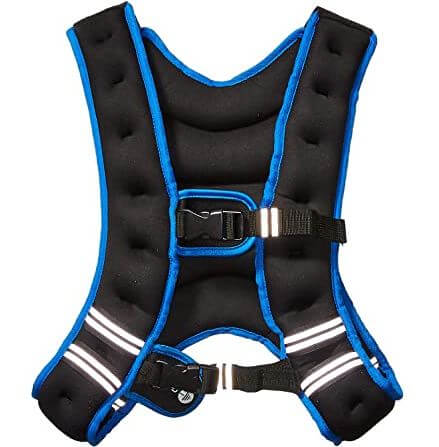 7) GYMENIST Weight Vest with Straps