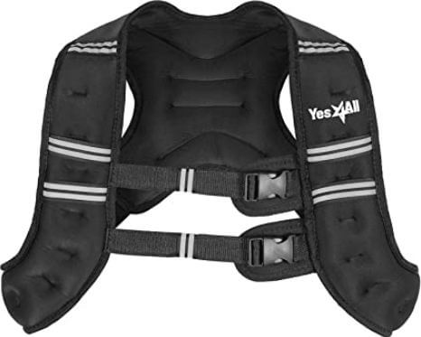 8) Combo Weight Vest For Crossfit
