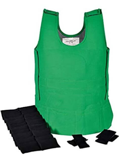 9) Abilitations Weighted Vest For Crossfit