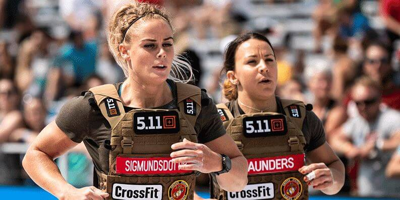 weight vest for crossfit