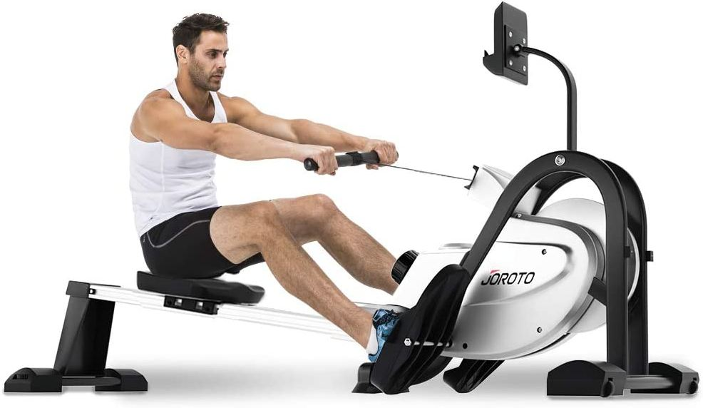 07) JOROTO Magnetic Rowing Machine