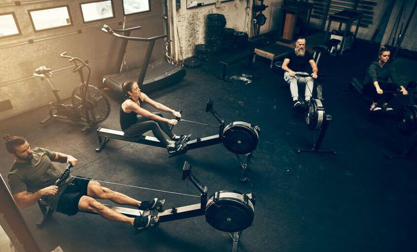Benefits Of Best Rowing Machines For CrossFit