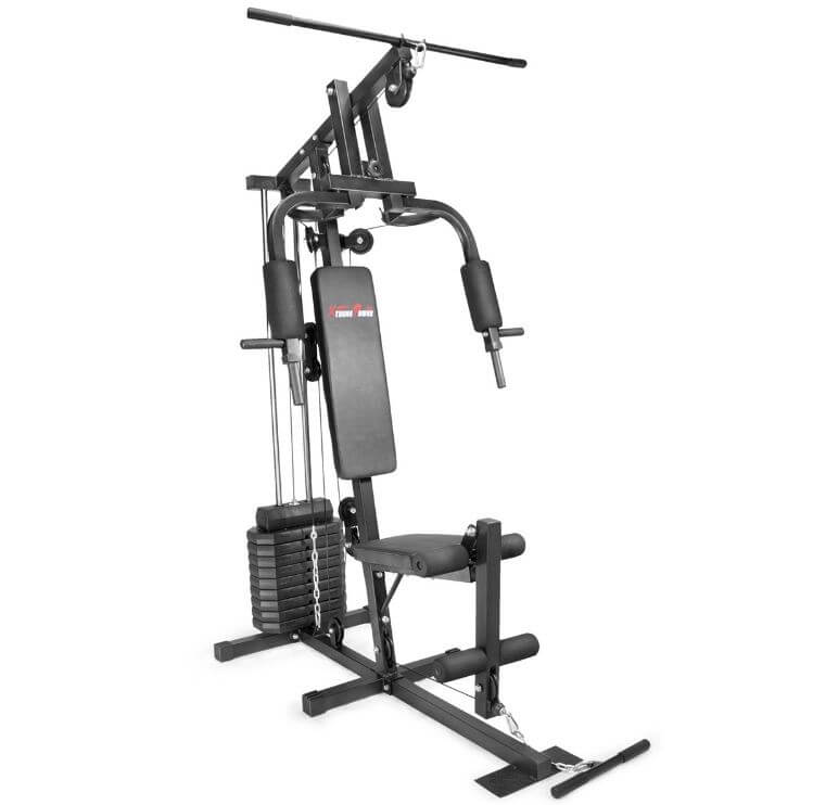 10) Xtremepower US Home Gym