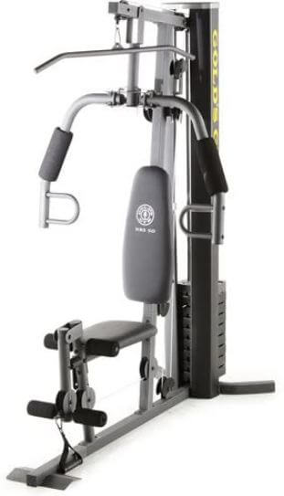 11) Gold's Gym XRS Home Gym