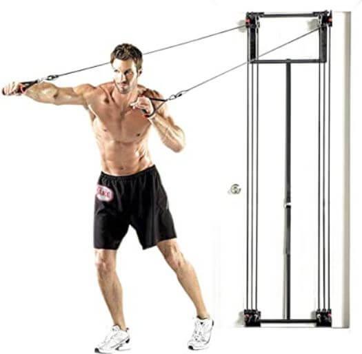 3) Body By Jake Door Gym Equipment