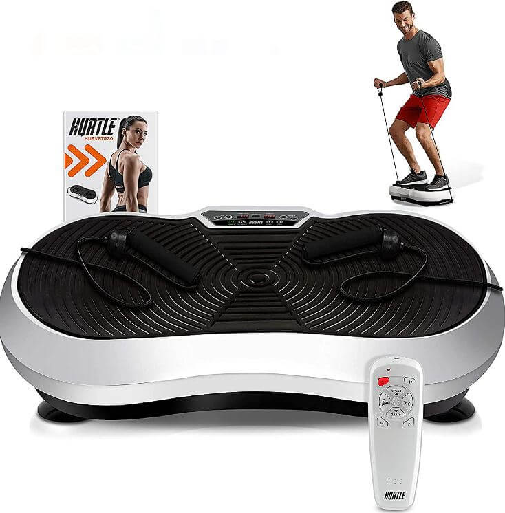 9) Hurtle Fitness Home Gym