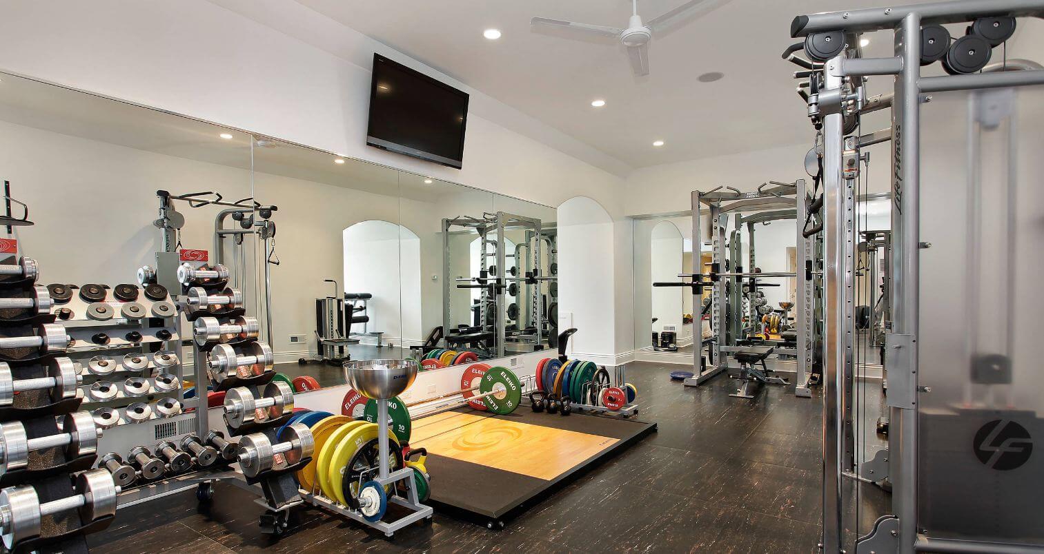 home gym under 300